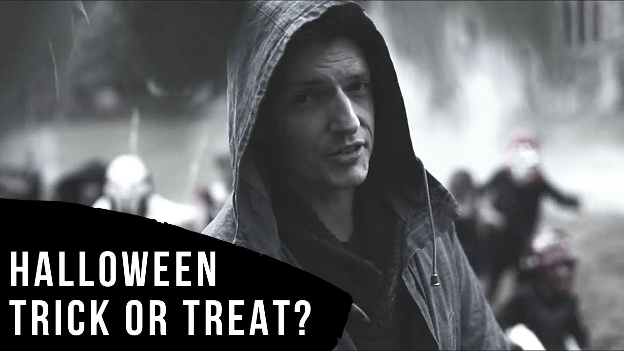 Halloween Trick and Treat
