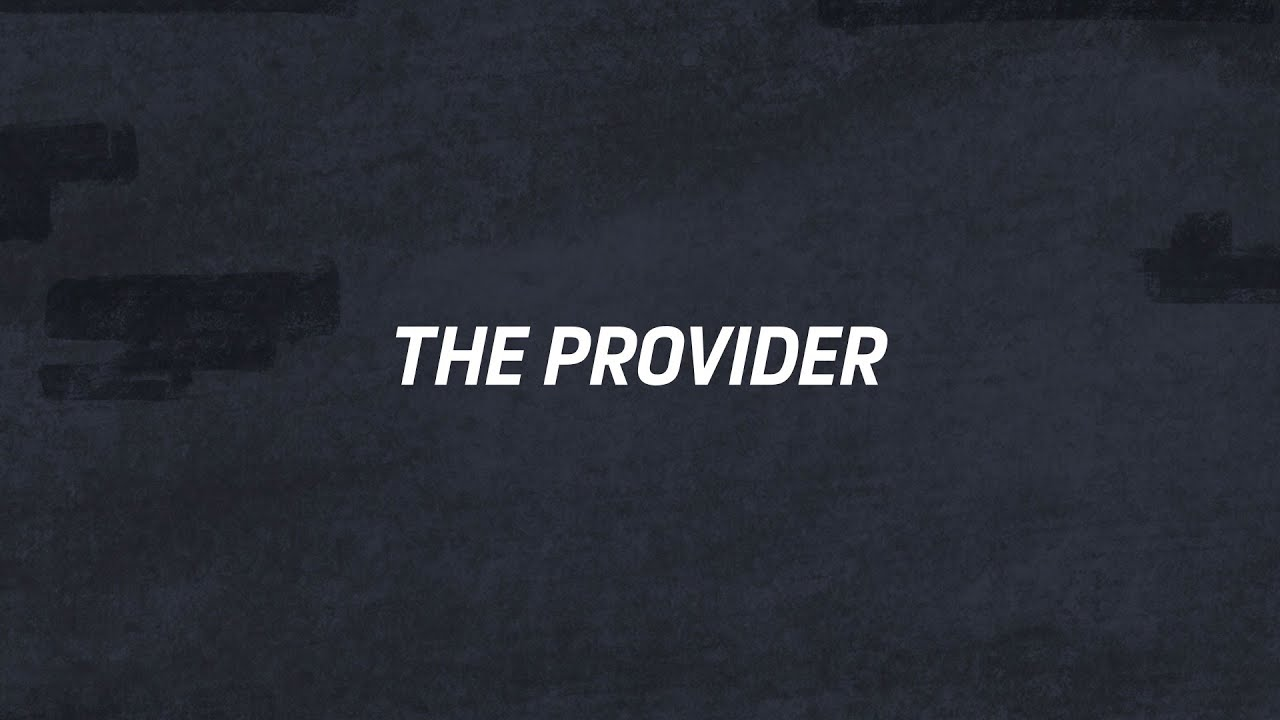 The Provider – A Story About Sacrifice.