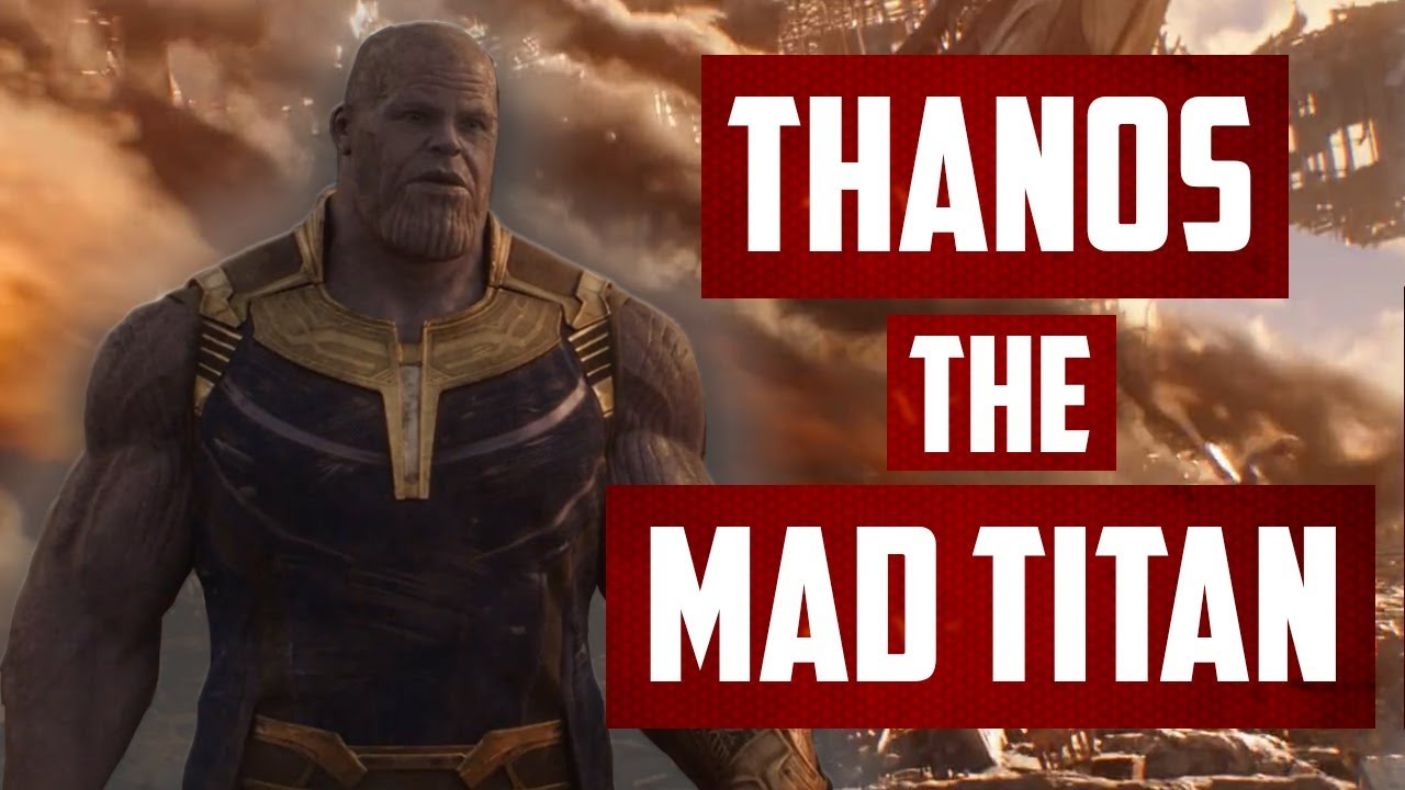 Mad Titan or Saviour? (Spoilers)