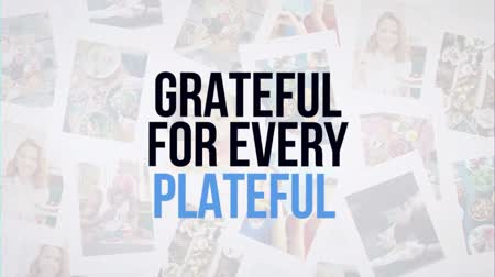 Grateful For Every Plateful