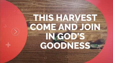 A Harvest Psalm