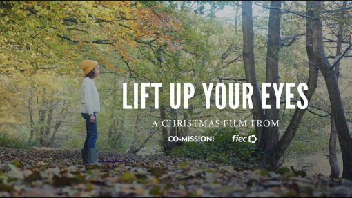 Lift up your eyes