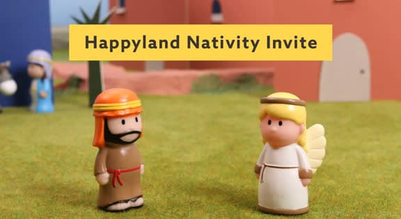 Happyland Invite