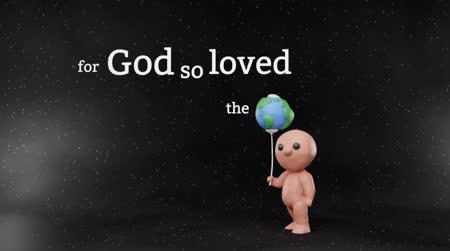 John 3:16 Animation