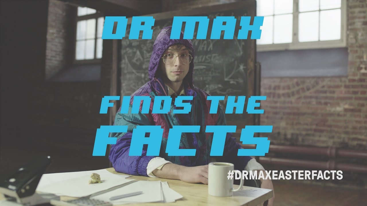 Dr Max Finds The Facts