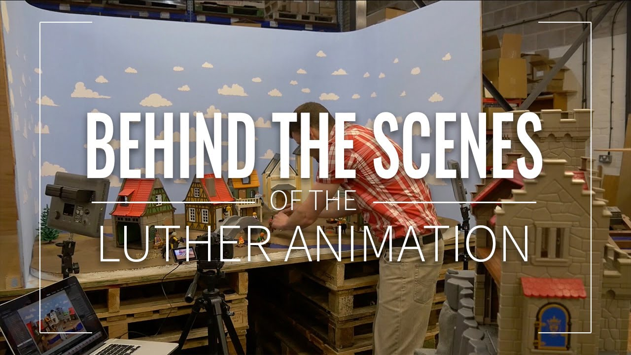 Behind the Scenes: Luther Animation