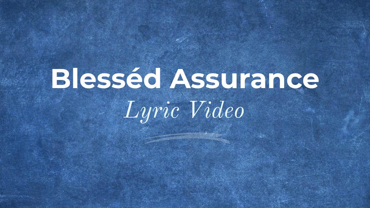 Blesséd Assurance