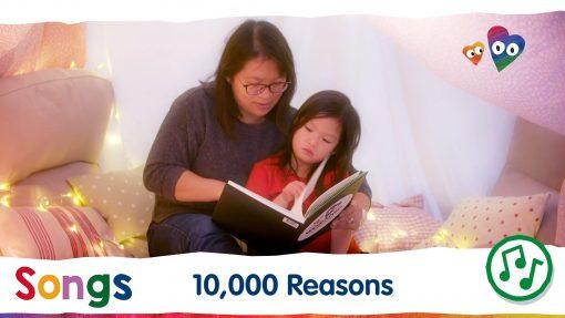 Ten Thousands Reasons video Thumbnail