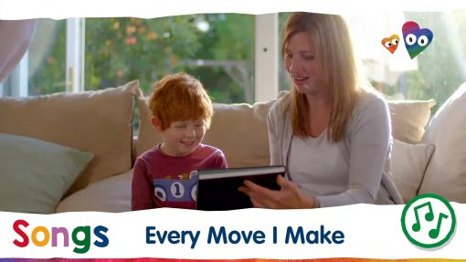 Every Move I Make Lyric video thumbnail