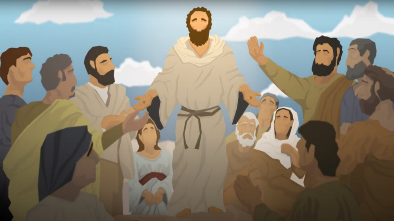 Jerusalem – Animated Video