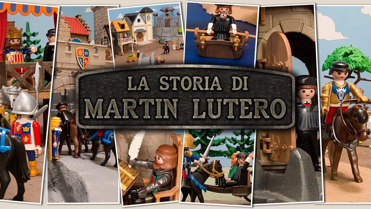 La Storia di Martin Lutero video Thumbnail