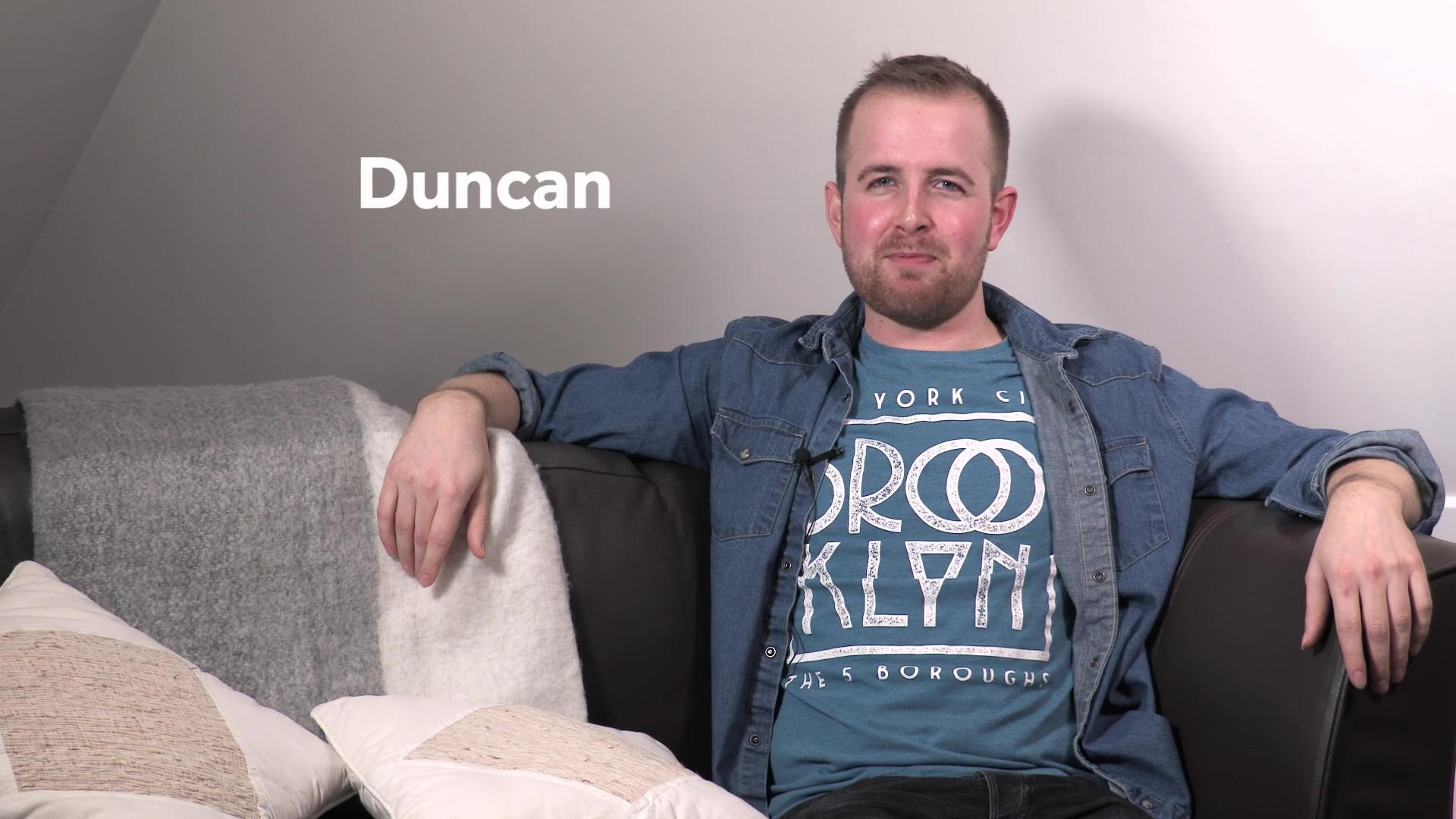 Duncan's Story