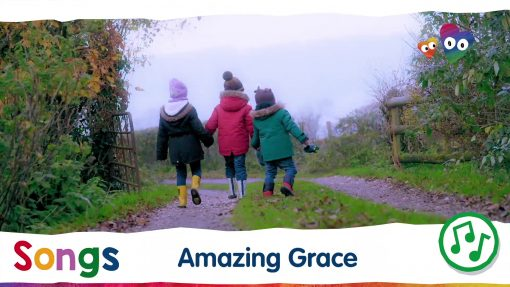Little Worship Company Amazing Grace Thumbnail
