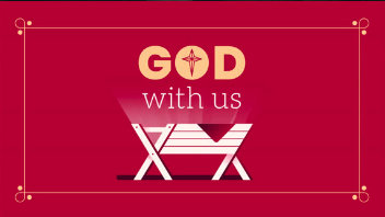 God With Us Customisable Video