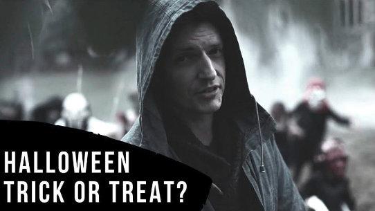 Halloween Trick or Treat Video