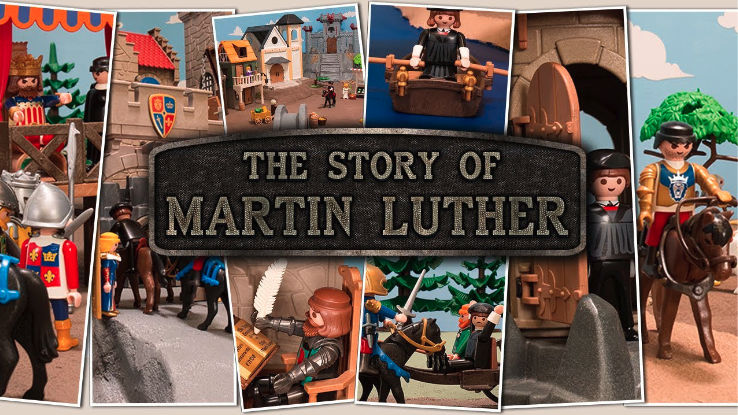 Martin Luther Thumbnail
