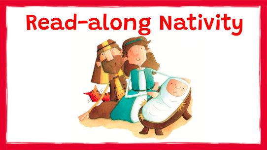 The Nativity Read Along