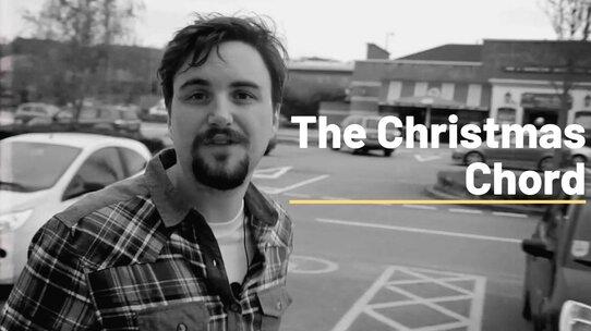 Christmas Chord Thumbnail