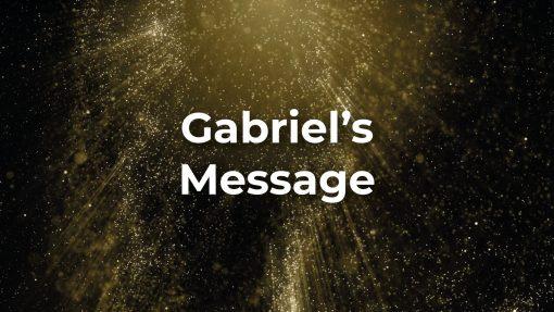 Gabriel's Message Carol Lyric Video