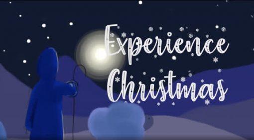 Experience Christmas Custom Video