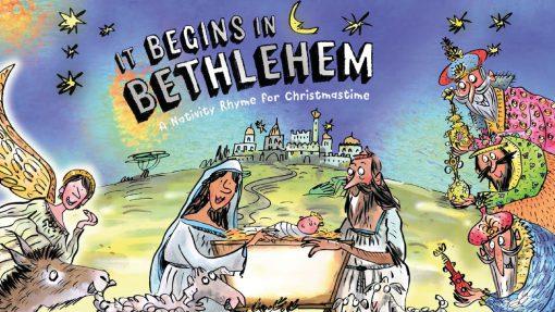 It Begins in Bethlehem Video