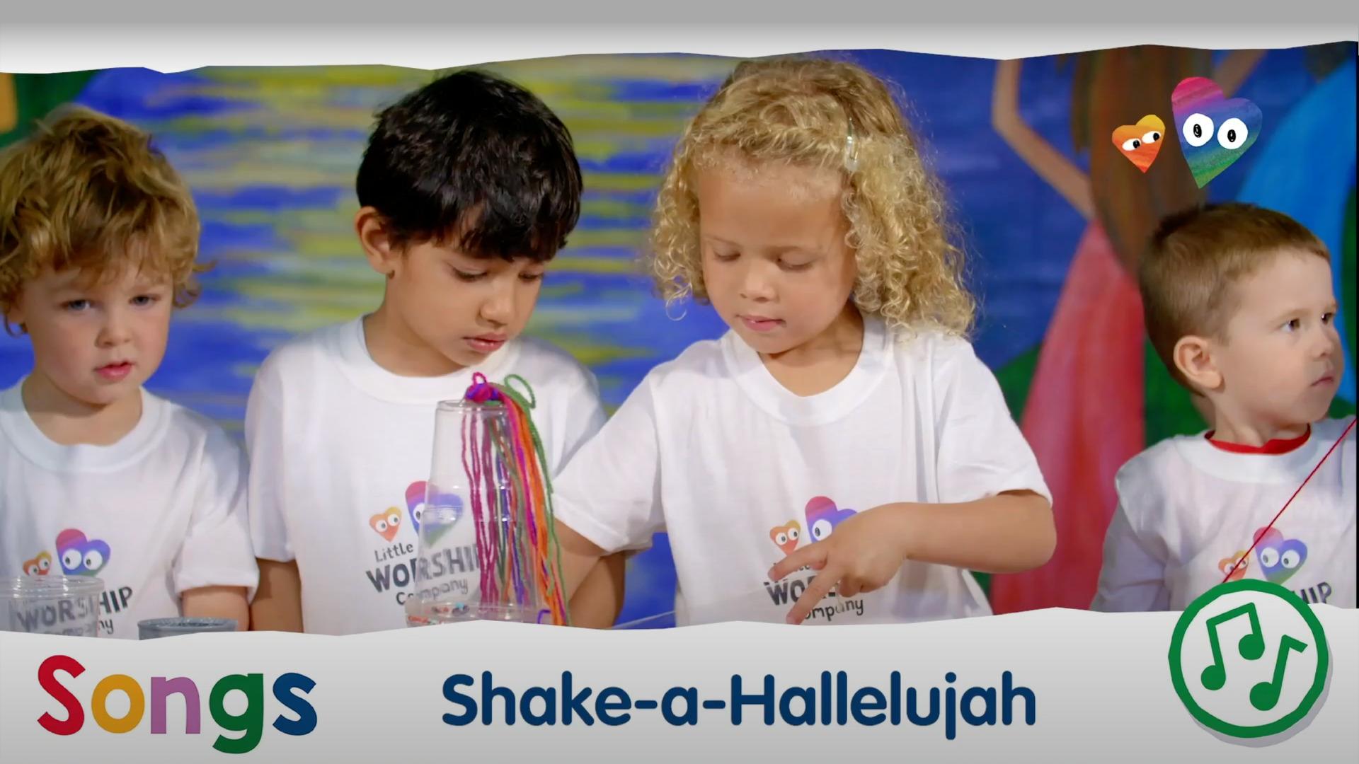 Shake-a-Hallelujah