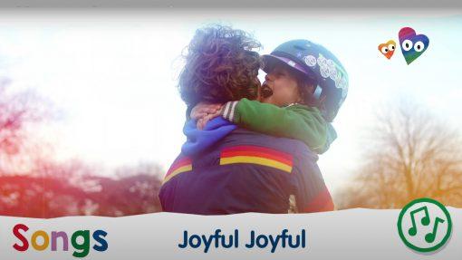 Joyful, joyful video thumbnail