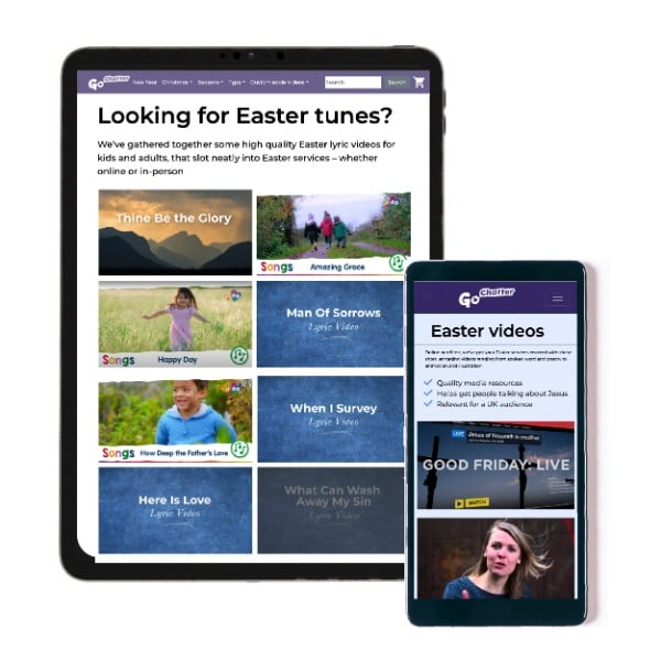 Easter page thumbnail