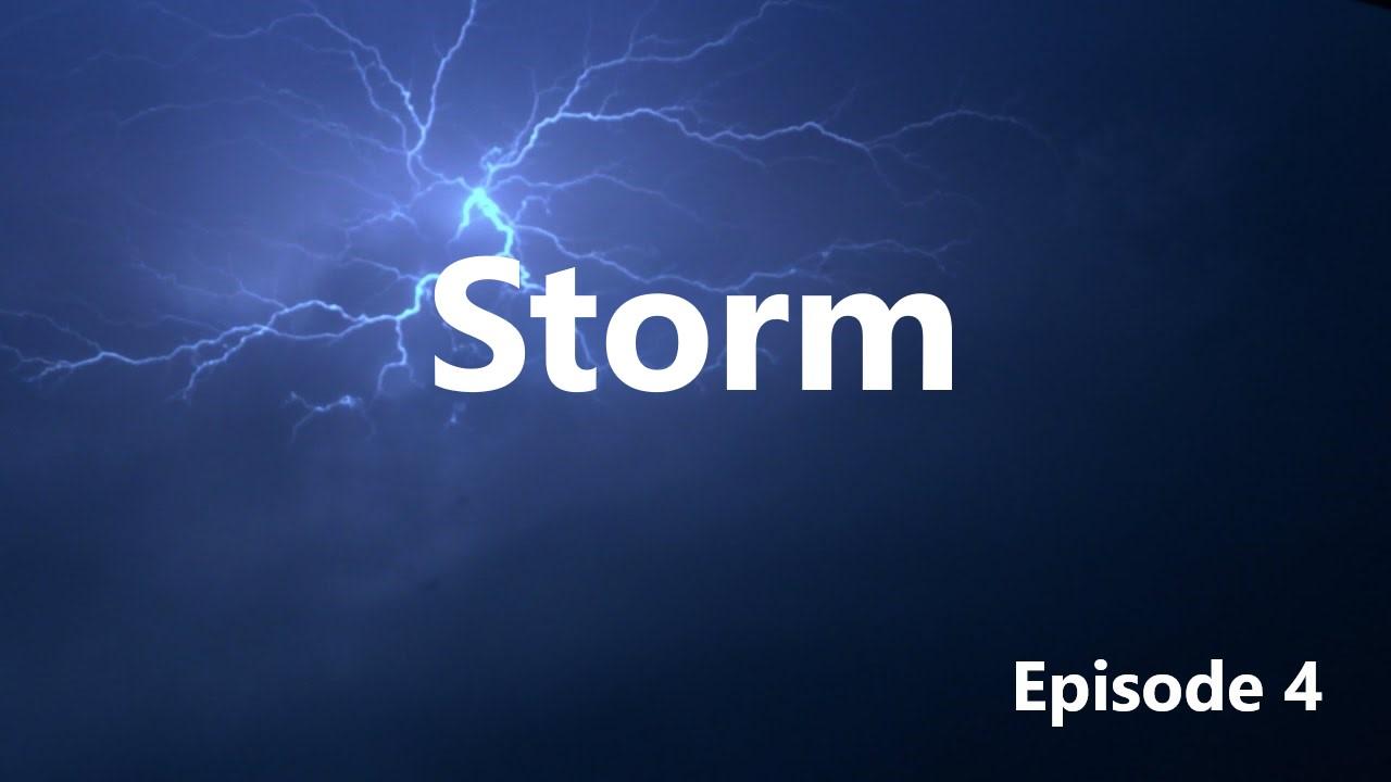 The Journey: Storm