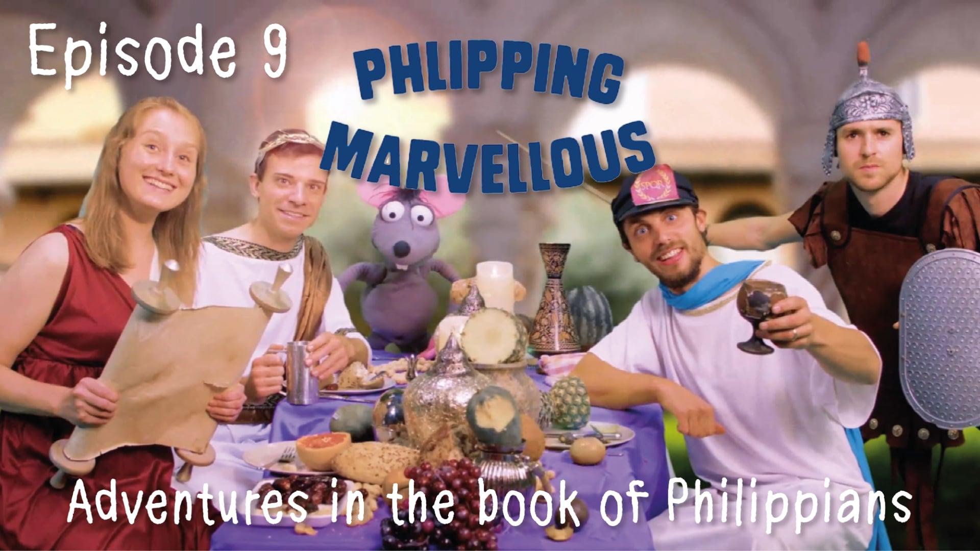 Phlipping Marvellous: Episode 9