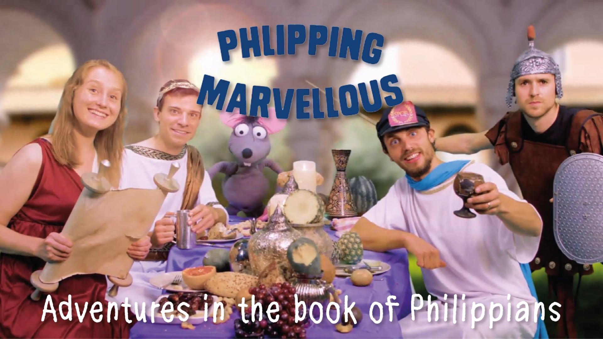 Phlipping Marvellous Series