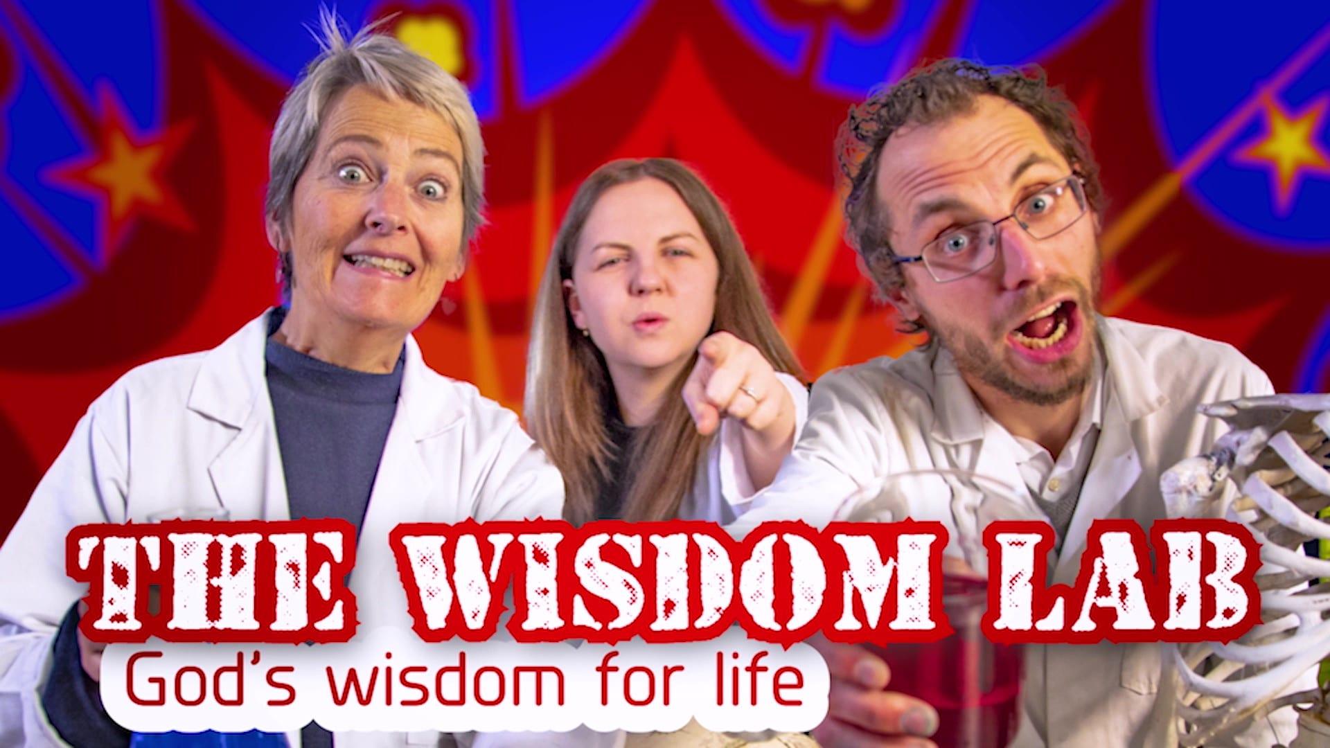 The Wisdom Lab Series