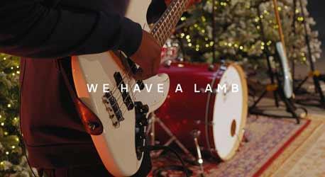 We Have A Lamb