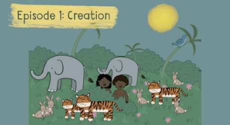 The Story of Genesis: Creation