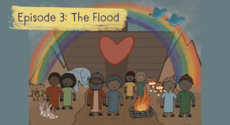 The Story of Genesis: The Flood