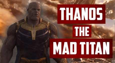 Mad Titan or Saviour?