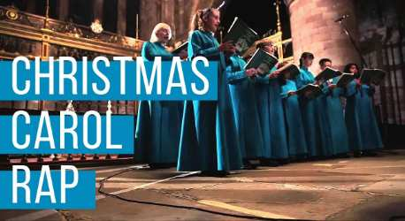 Christmas Carol Rap