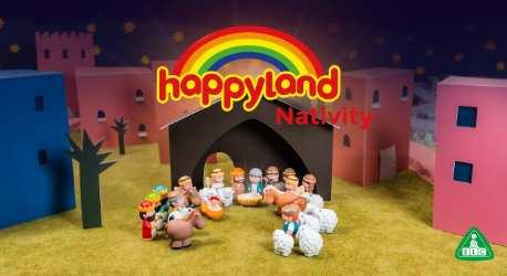 The Happyland Nativity