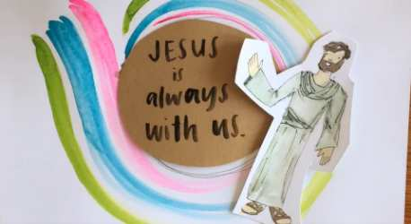 Jesus Is Closer Than You Imagine