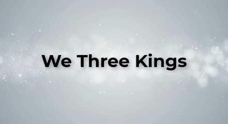 We Three Kings (Snow)