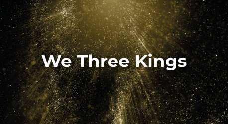 We Three Kings (Gold)