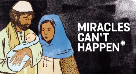 Miracles Can't Happen