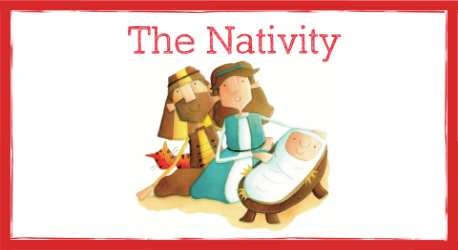The Read Along Nativity