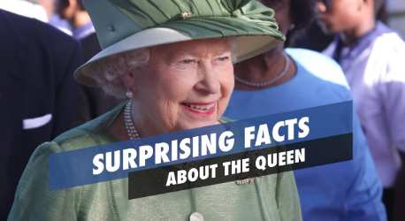 The Queen's King?