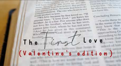 The First Love (Valentines)