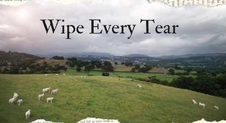 Wipe every tear