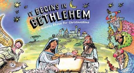 It Begins in Bethlehem