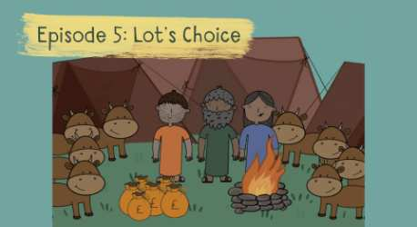 The Story of Genesis: Lot's Choice