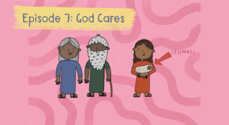 The Story of Genesis: God Cares