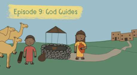 The Story of Genesis: God Guides